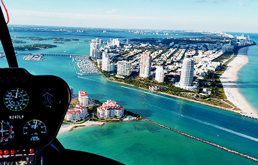 Miami Helicopters Tours